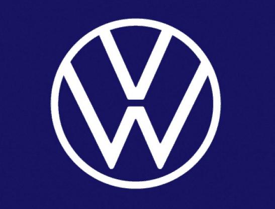 volkswagen nowe logo