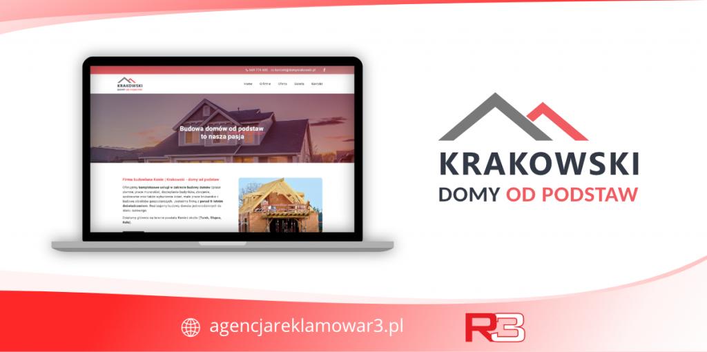 krakowski mockup www logo